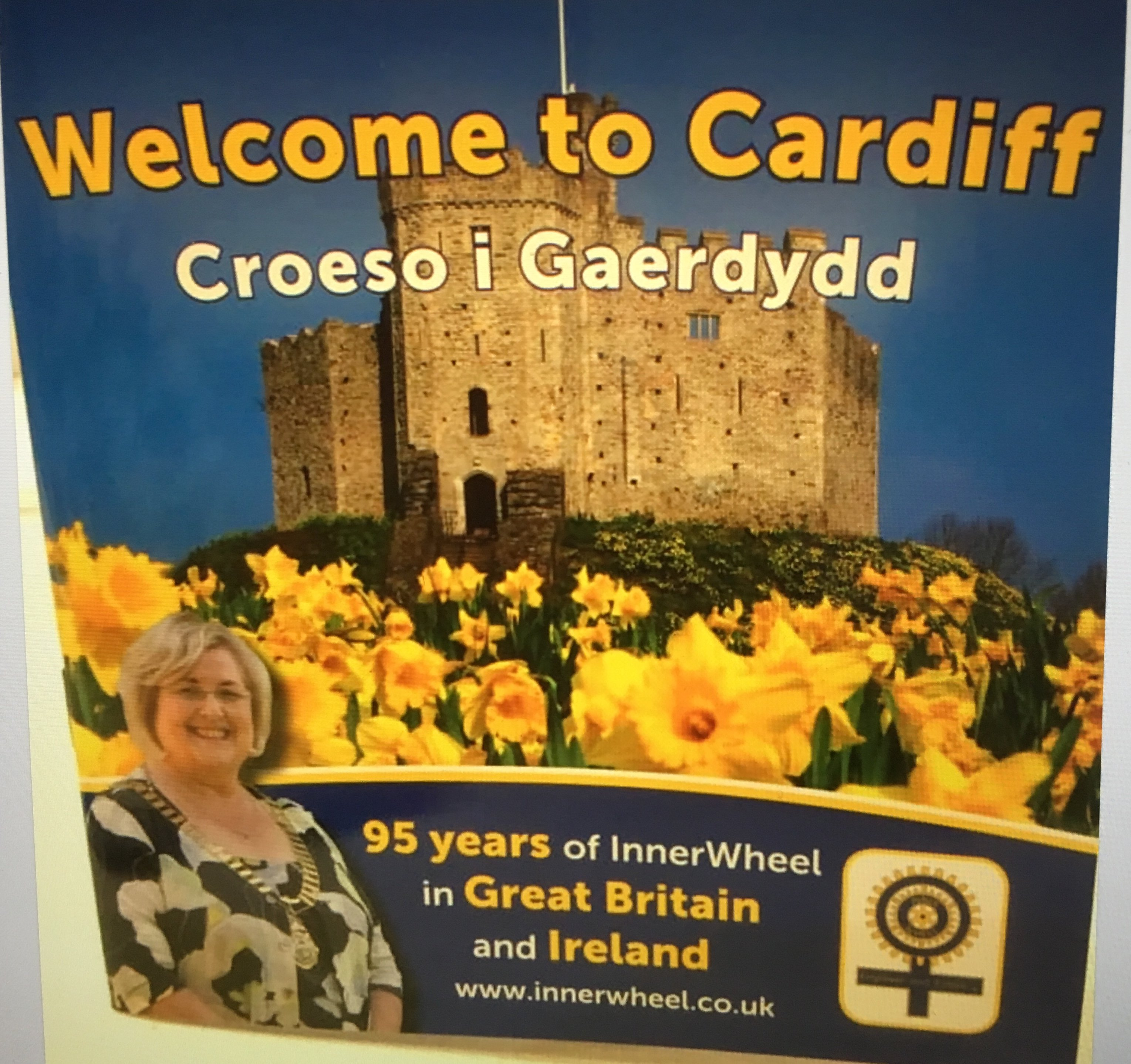 Cardiff Conference April  2019